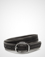 Alexander Wang Zipper Teeth Edge Belt
