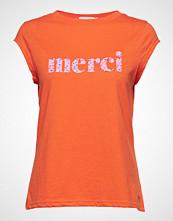 Coster Copenhagen T-Shirt W. Merci Print
