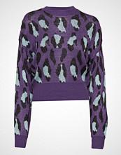 Ivyrevel Bat Sleeve Jaquard Knit