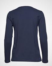 Edc by Esprit T-Shirts T-shirts & Tops Long-sleeved Blå EDC BY ESPRIT