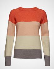 Saint Tropez Knit Sweater Striped
