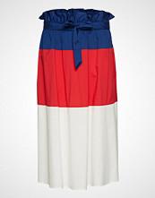 Selected Femme Slflash Hw Midi Skirt Ka
