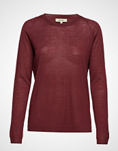 Whyred Rand T-shirts & Tops Long-sleeved Rød WHYRED