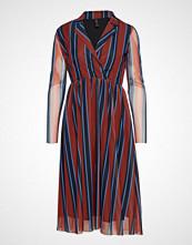 Yas Yasstrilla Ls Mesh Dress