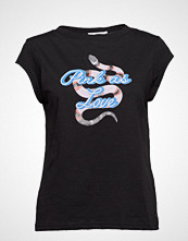 Coster Copenhagen T-Shirt W. Snake Placement Print