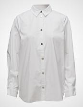 Gestuz Kaya Shirt Ms18 Langermet Skjorte Hvit GESTUZ