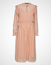 Scotch & Soda Allover Printed Dress Knelang Kjole Oransje SCOTCH & SODA
