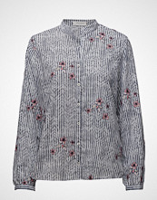 Gerry Weber Edition Blouse Long-Sleeve Bluse Langermet Blå GERRY WEBER EDITION