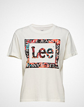 Lee Jeans Floral Graphic Tee