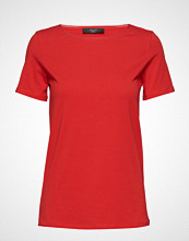 Weekend Max Mara Multic T-shirts & Tops Short-sleeved Rød WEEKEND MAX MARA