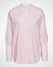 Gant O1. Tp Over D Oxford Shirt Langermet Skjorte Rosa GANT