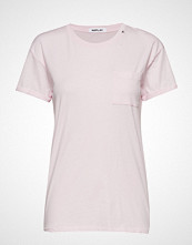 Replay Tshirt T-shirts & Tops Short-sleeved Rosa REPLAY