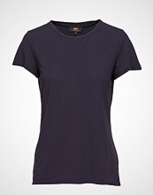 WACAY Calathea Tee T-shirts & Tops Short-sleeved Blå WACAY