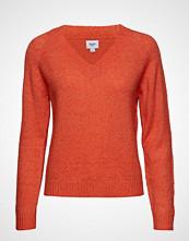 Saint Tropez Knit Sweater W V-Neck