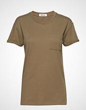 Replay Tshirt T-shirts & Tops Short-sleeved Grønn REPLAY