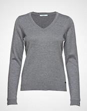 Edc by Esprit Sweaters Strikket Genser Grå EDC BY ESPRIT