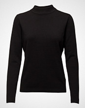 Soft Rebels Zara Turtleneck Høyhalset Pologenser Svart SOFT REBELS