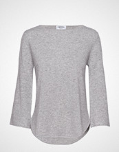 Davida Cashmere Quarter Wide Sleeve Sweater