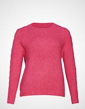 Violeta by Mango Contrasting Knit Sweater