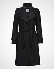 Mango Button Wool Coat