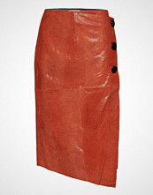 Coster Copenhagen Skirt In Orange Snake