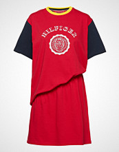 Hilfiger Collection Ruched Tshirt Dress,