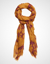 Scotch & Soda Lightweight Scarf In Various Dessins Skjerf Oransje SCOTCH & SODA