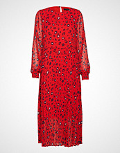 Selected Femme Slfbella Ls Plisse Dress Ex