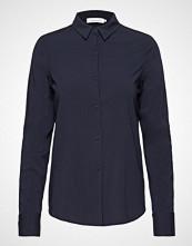Samsøe & Samsøe Milly Np Shirt 9942 Langermet Skjorte Blå SAMSØE & SAMSØE