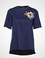 Sportmax Code Ercole T-shirts & Tops Short-sleeved Blå SPORTMAX CODE
