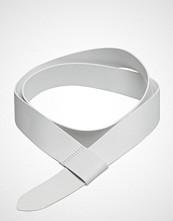 Filippa K Wrap Leather Belt Belte Sølv FILIPPA K