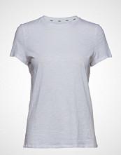 Stig P Awa Organic T-Shirt T-shirts & Tops Short-sleeved Hvit STIG P