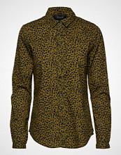 Scotch & Soda Cotton Dobby Shirt Langermet Skjorte Grønn SCOTCH & SODA