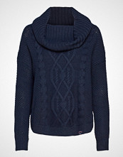 Superdry Lia Cable Cowl Neck Jumper
