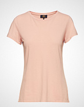 WACAY Calathea Tee T-shirts & Tops Short-sleeved Rosa WACAY
