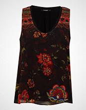 Desigual Blus Olaf T-shirts & Tops Sleeveless Multi/mønstret DESIGUAL