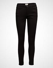 Fiveunits Kate 606 Gun Black, Pants Skinny Jeans Svart FIVEUNITS