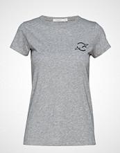 Rag & Bone Planet Tee T-shirts & Tops Short-sleeved Grå RAG & B