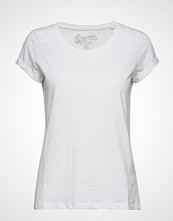 Edc by Esprit T-Shirts T-shirts & Tops Short-sleeved Hvit EDC BY ESPRIT