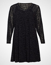 Zizzi Mmarie, L/S, Mesh Dress