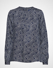 Gant O3. Featherweight Printed Blouse