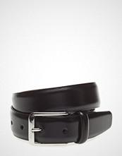 Mango Man Buckle Leather Belt