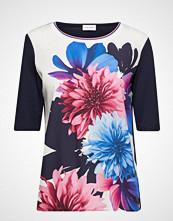 Gerry Weber T-Shirt Short-Sleeve T-shirts & Tops Short-sleeved Multi/mønstret GERRY WEBER