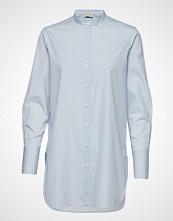By Malene Birger Sabara Langermet Skjorte Blå BY MALENE BIRGER