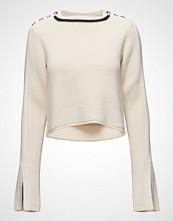 3.1 Phillip Lim Ls Sweater W Btn Dtl
