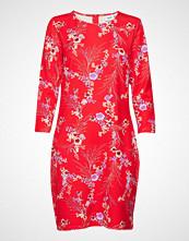 Saint Tropez Red Love P Jersey Dress