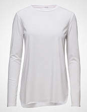 Max Mara Leisure Lawia T-shirts & Tops Long-sleeved Hvit MAX MARA LEISURE