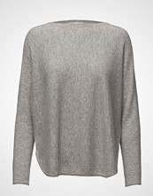 Davida Cashmere Curved Sweater