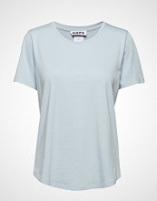 Hope Tee T-shirts & Tops Short-sleeved Blå HOPE