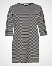 Violeta by Mango Striped Cotton Dress